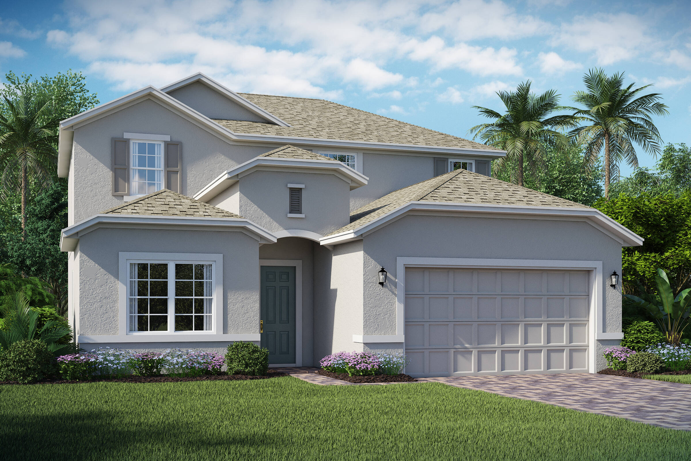 Bessemer B new homes orlando florida