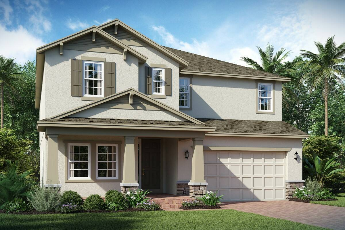 Michelson C new homes orlando florida