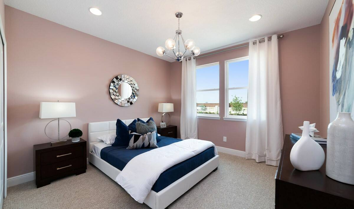 sanya bedroom 3a new homes orlando florida