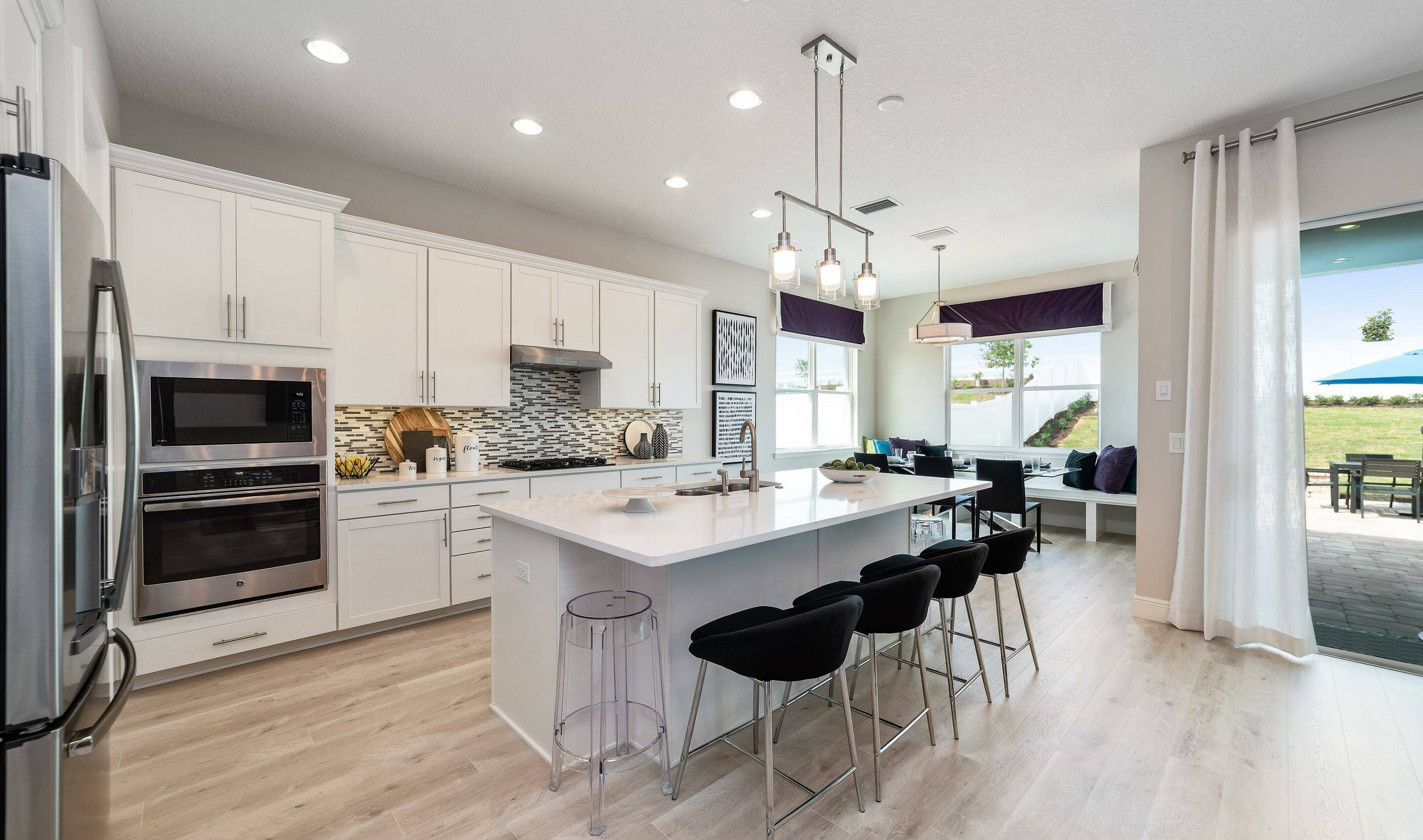 sanya kitchen new homes orlando florida
