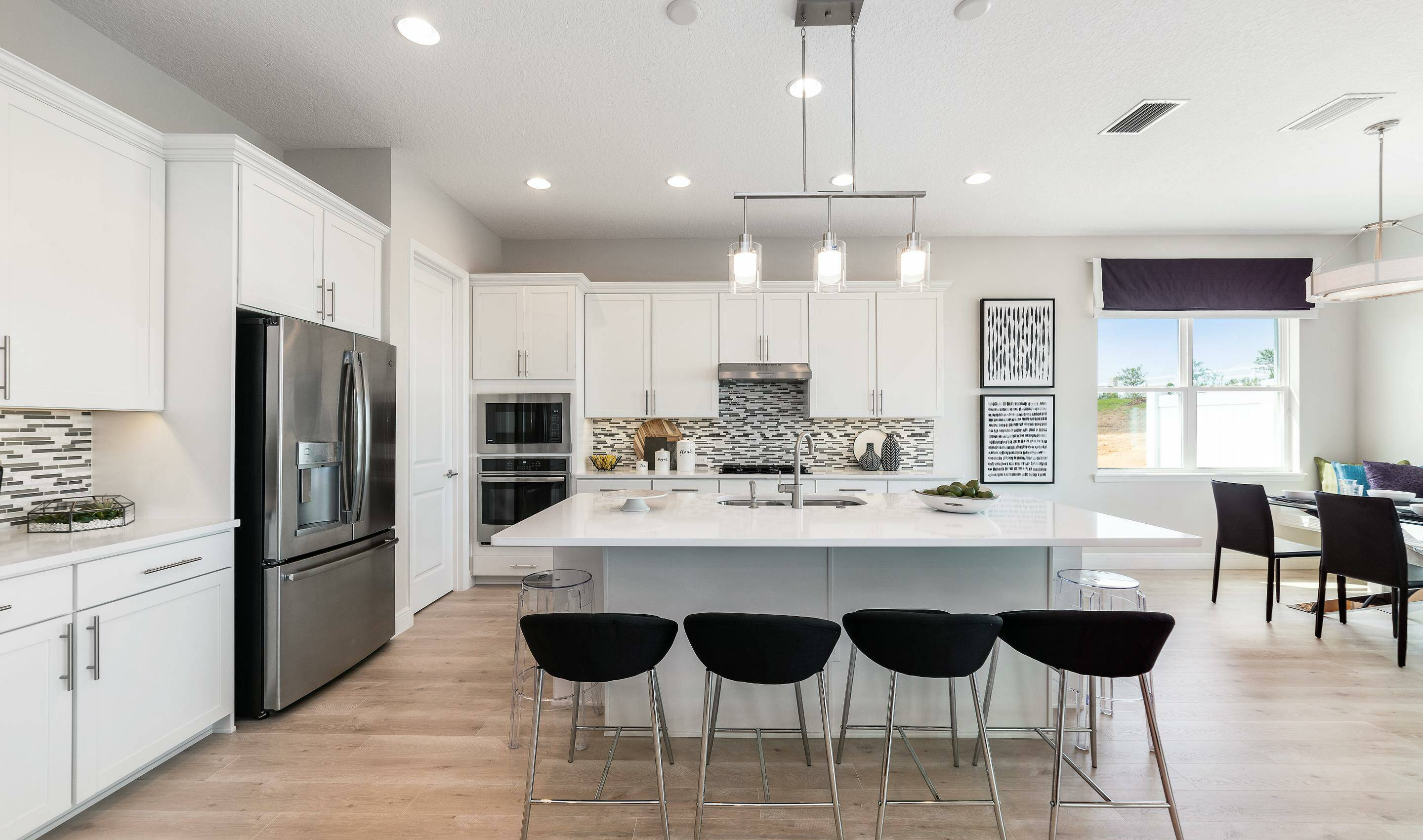 sanya kitchen2 new homes orlando florida