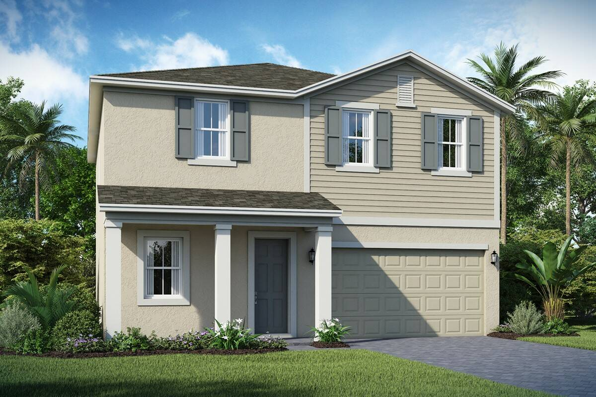 Emberly C elev new homes orlando fl