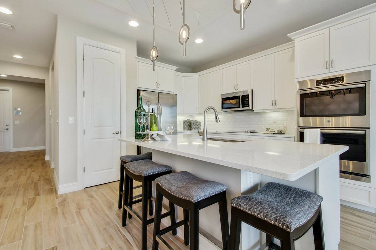 arabella enclave kitchen new homes in boca raton florida