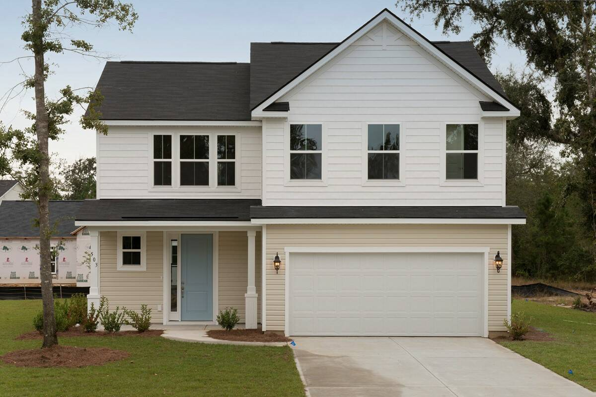 ext1 madison II 505 ds lot 105 new homes at the commons