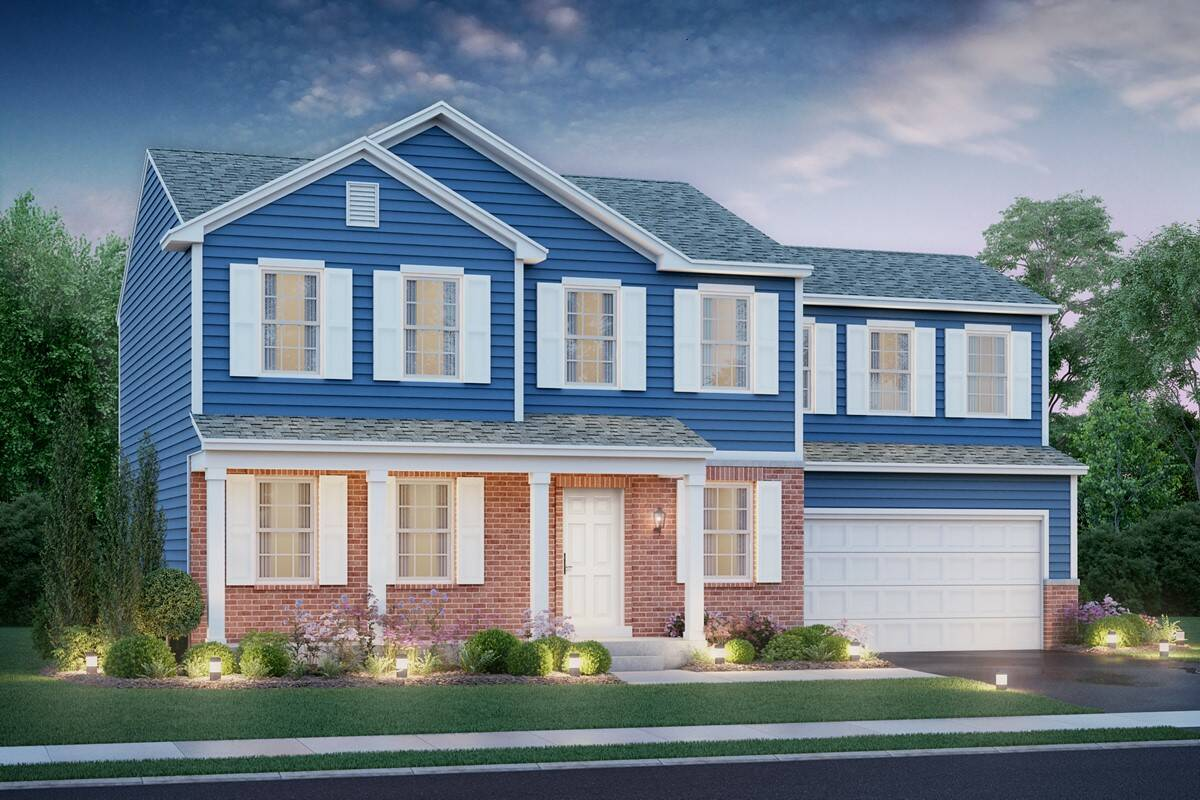 Aspire At Ashley Pointe Waterford Ii