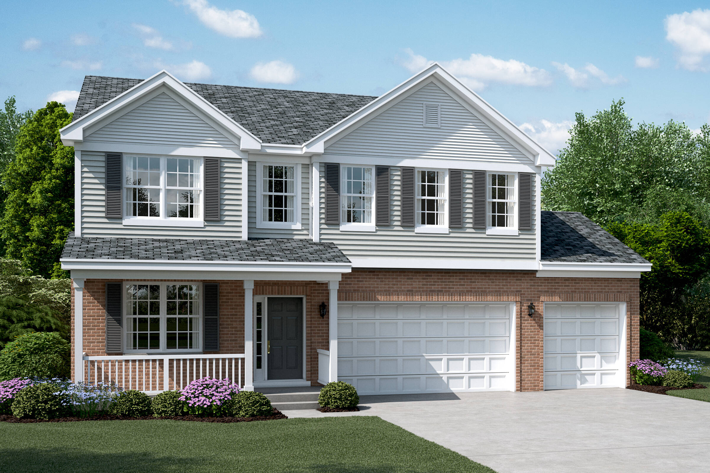 clover bb new homes manhattan illinois