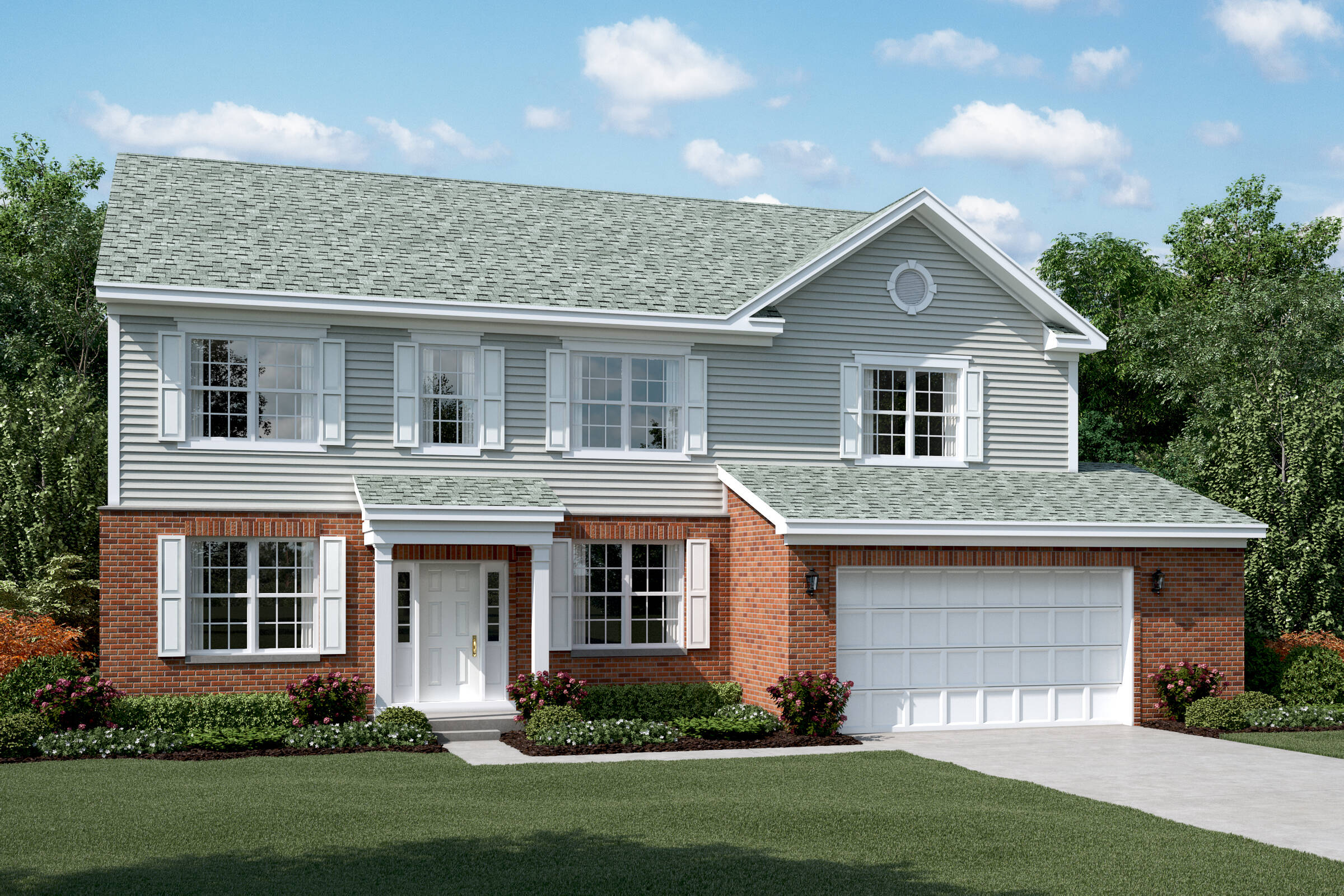 dover a2b brand new homes manhattan illinois