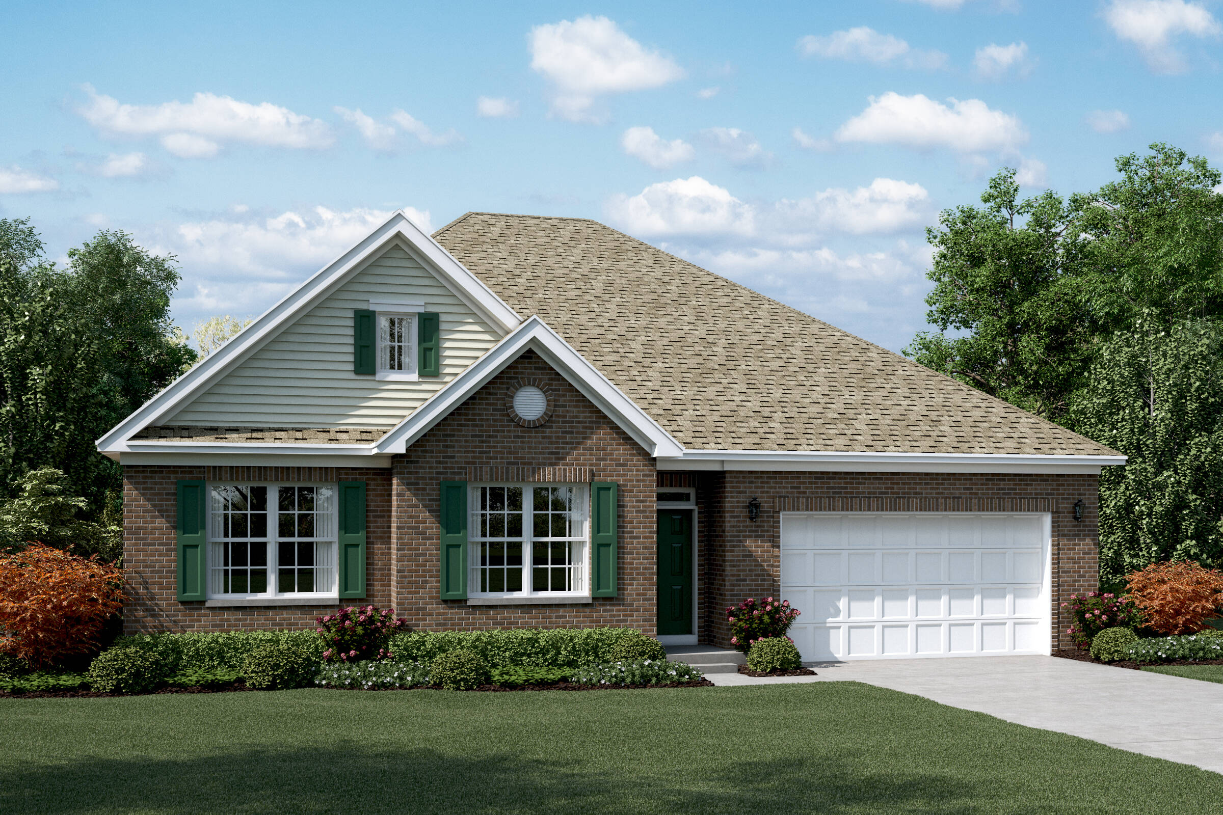 rosewood fb brand new homes manhattan illinois