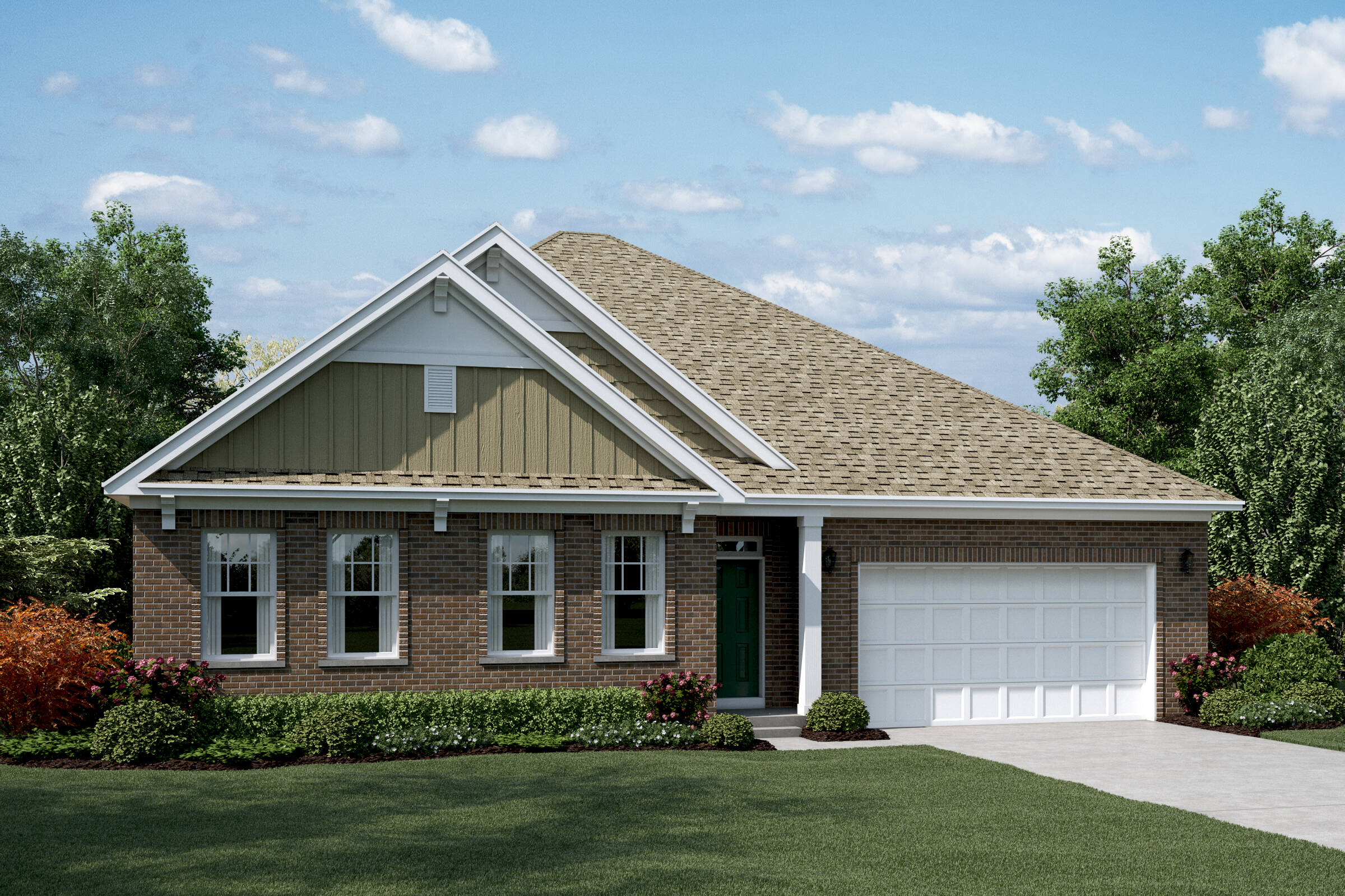 rosewood db brand new homes manhattan illinois