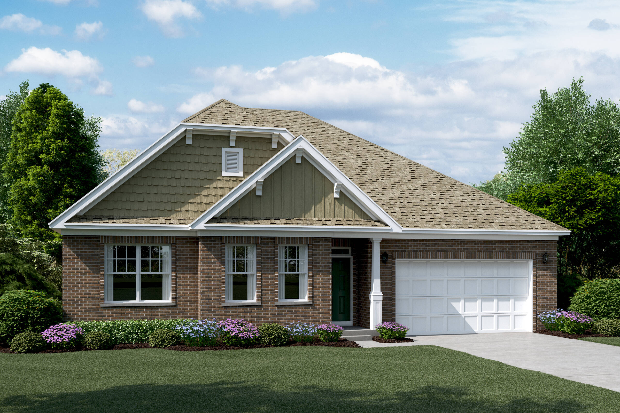 rosewood hb brand new homes manhattan illinois