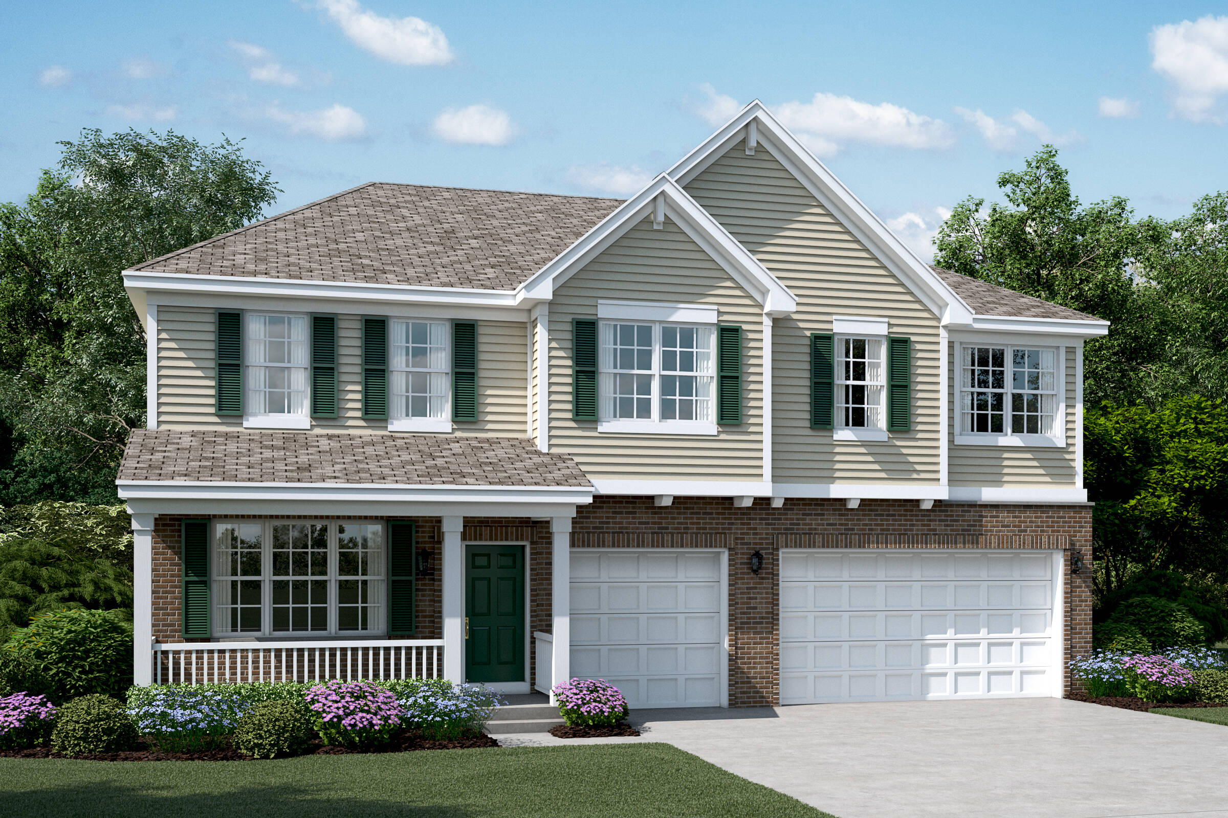 yorkshire bb new homes manhattan illinois