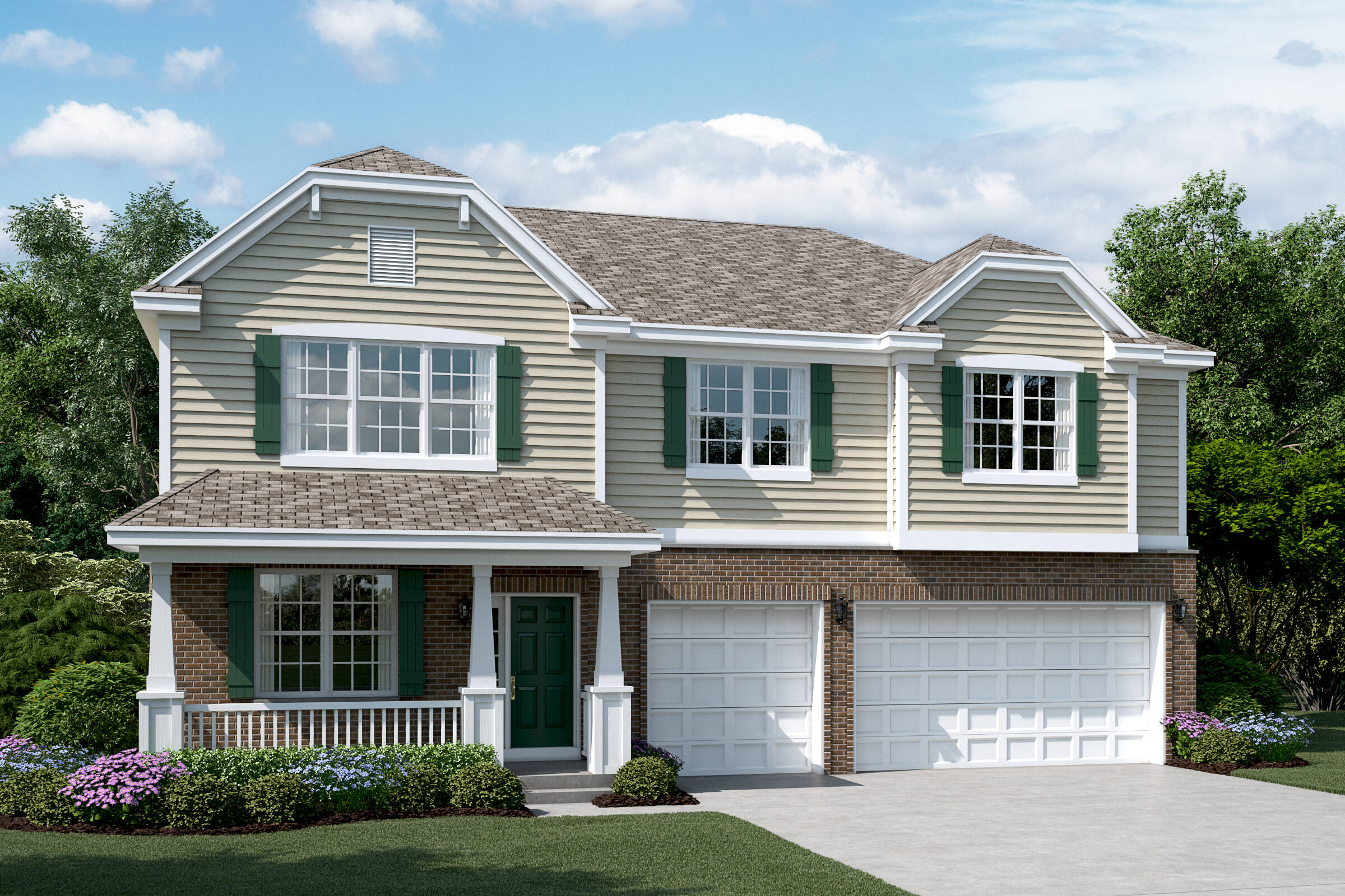 yorkshire eb new homes manhattan illinois
