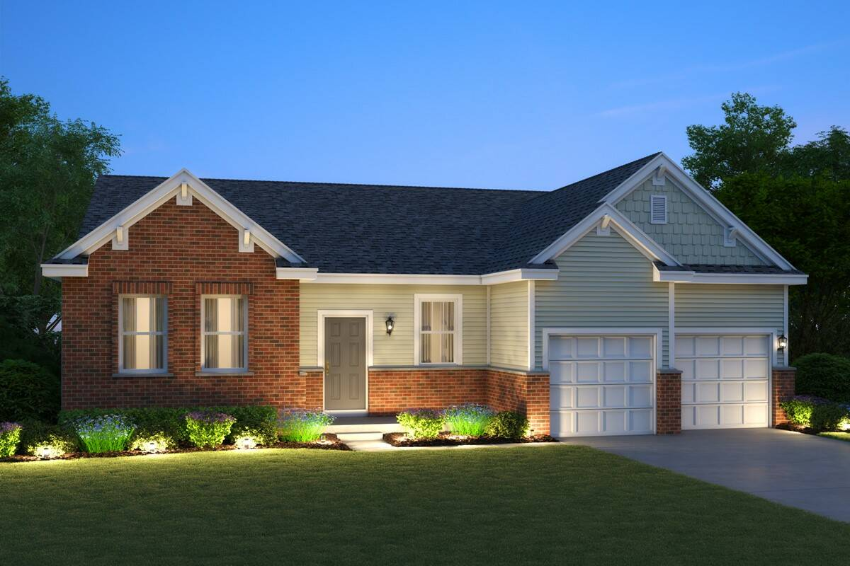 new-homes-sycamore-north-grove-crossing-5595-St. Michaels-D-Brick-elev