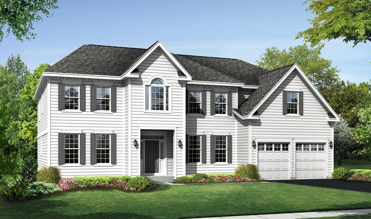 Heatherfield new homes in naperville il for New homes source