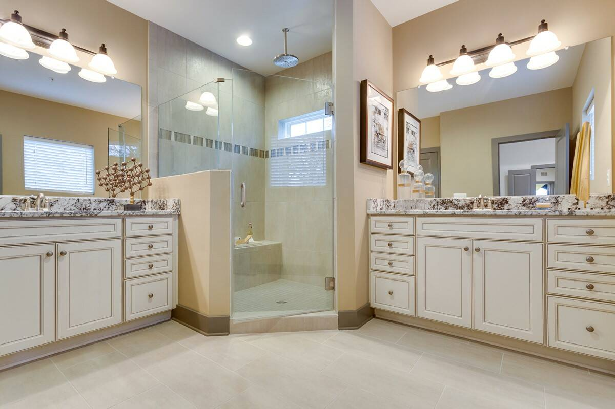 owners bath bennington I new homes at arnold ridge