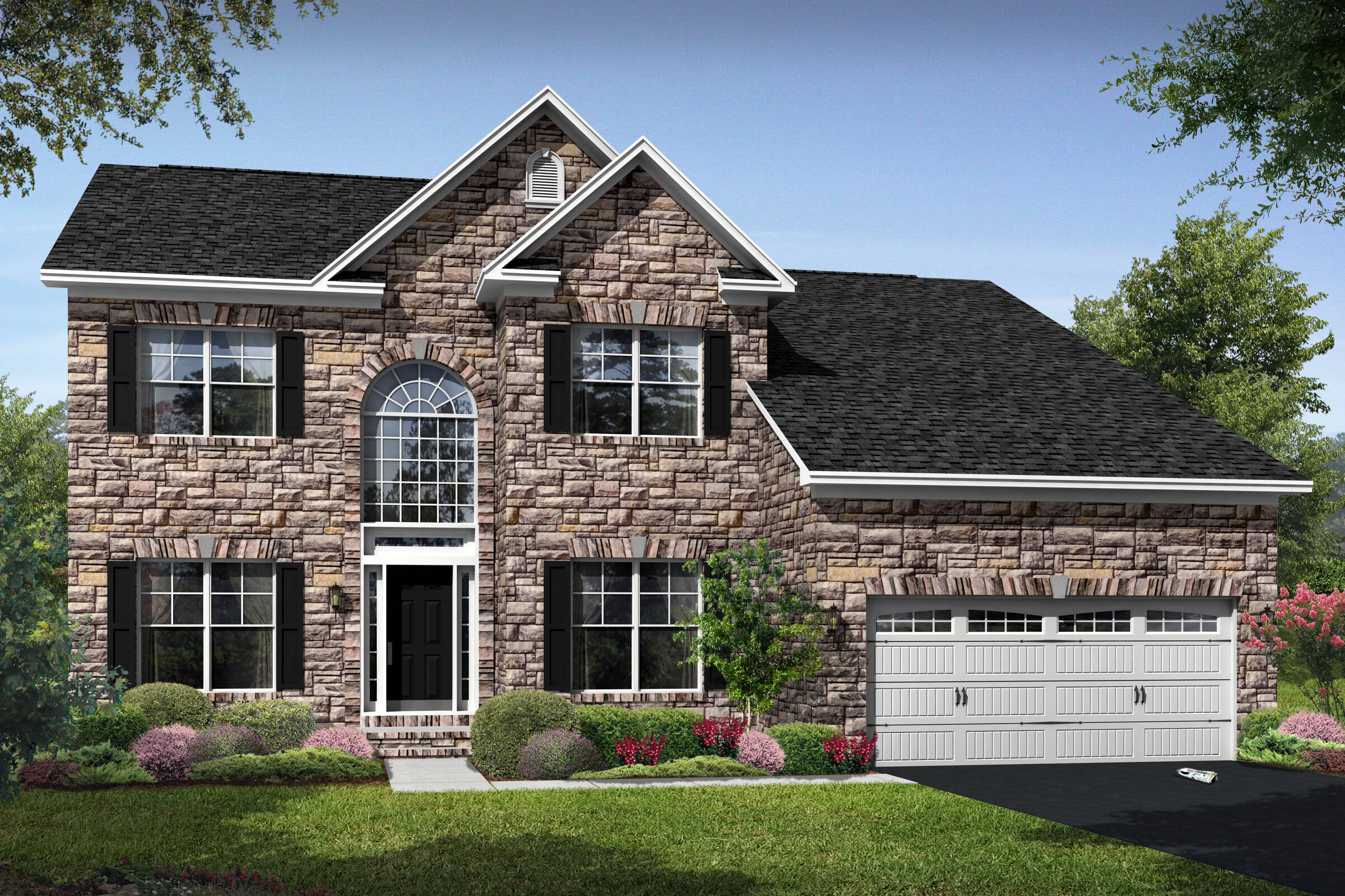 alaska traditional new homes at magness farm in maryland