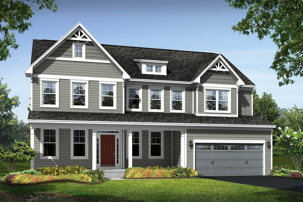 dover e new homes at magness farm in maryland