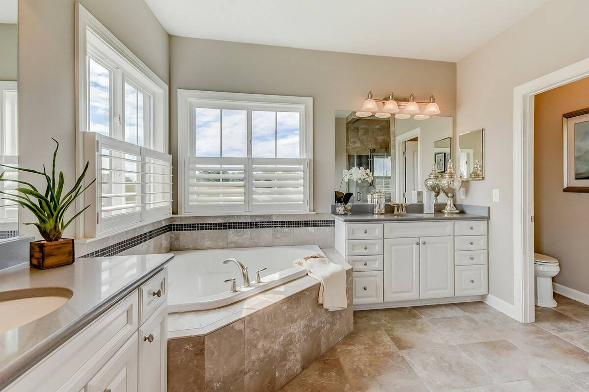 colorado owners bath new homes at magness farms in maryland