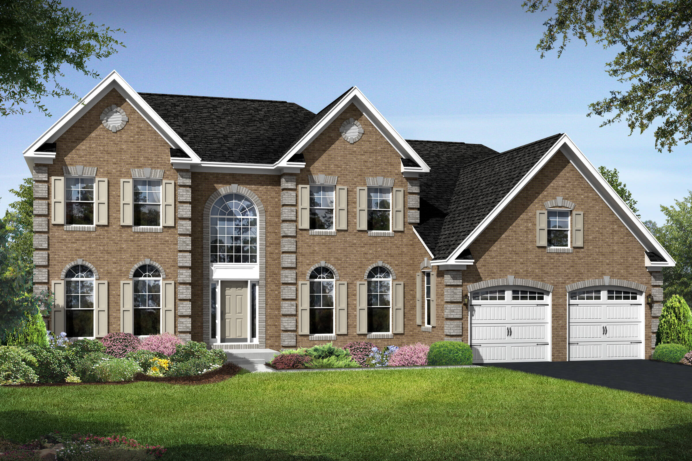 rhode island federal new homes at magness farm in virginia