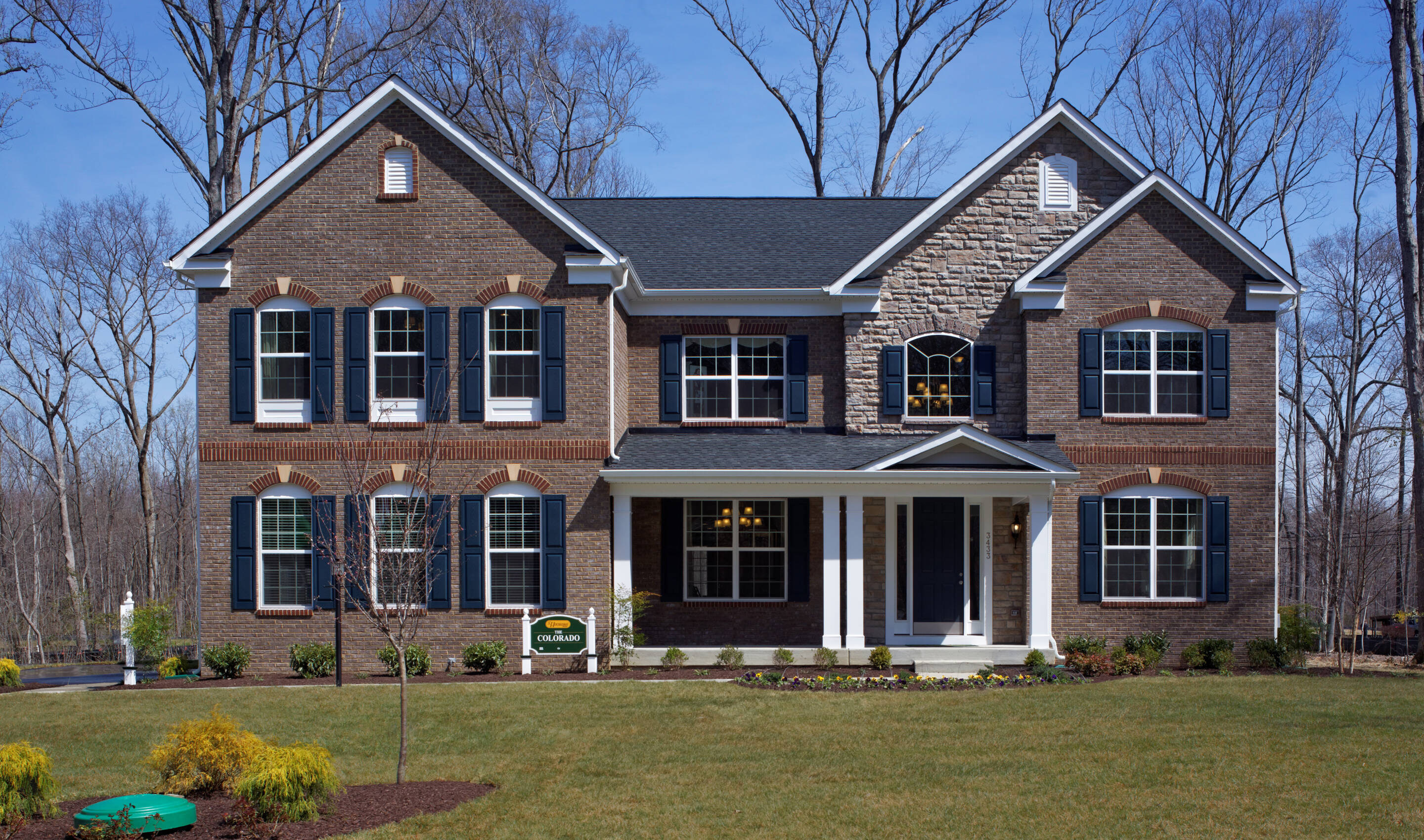 colorado a new homes at southpointe in maryland