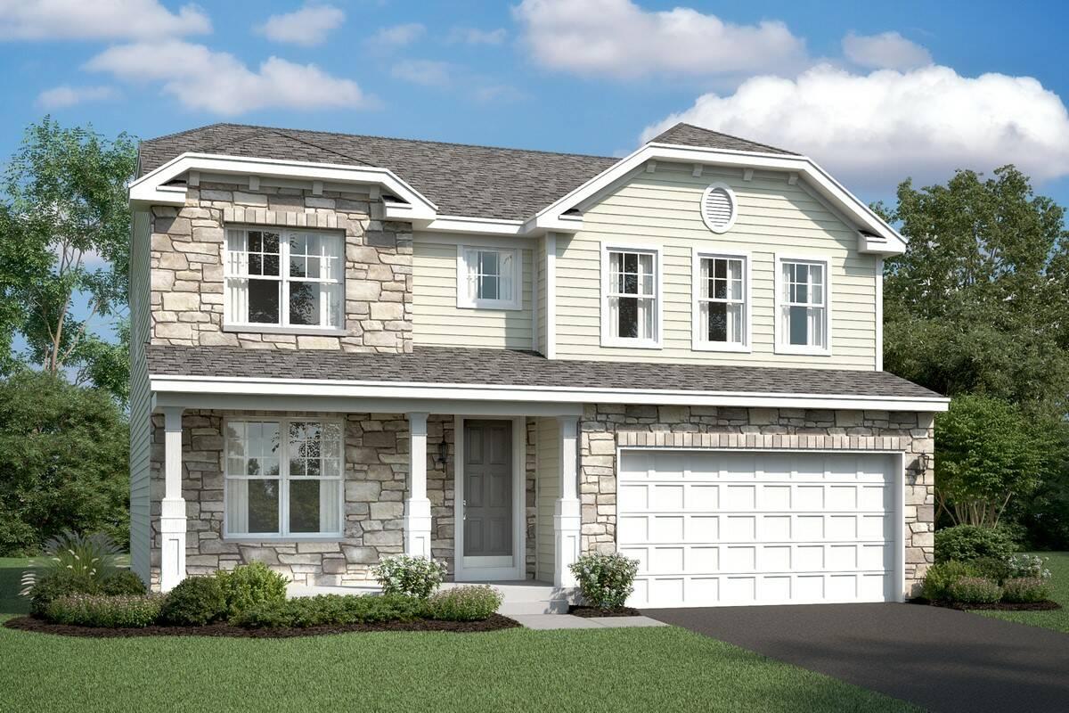 hanover f new homes at stone mill