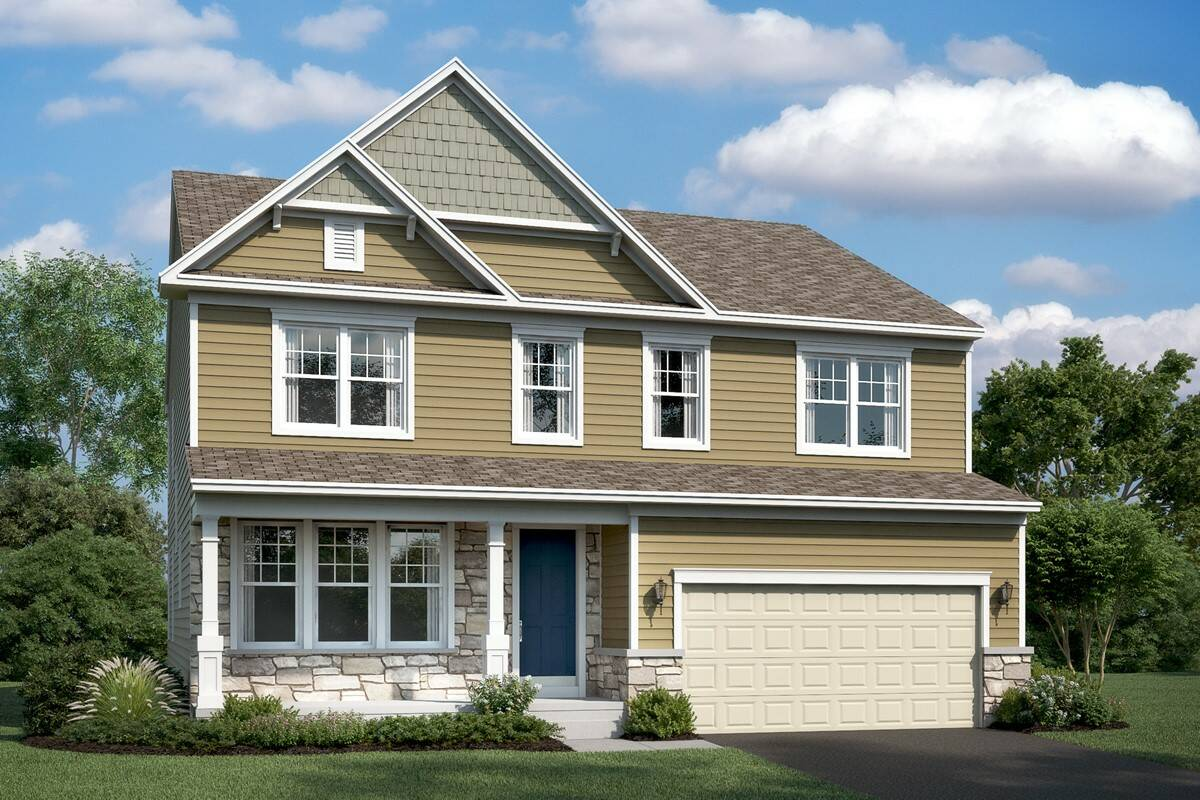 lancaster et new homes at stone mill in maryland