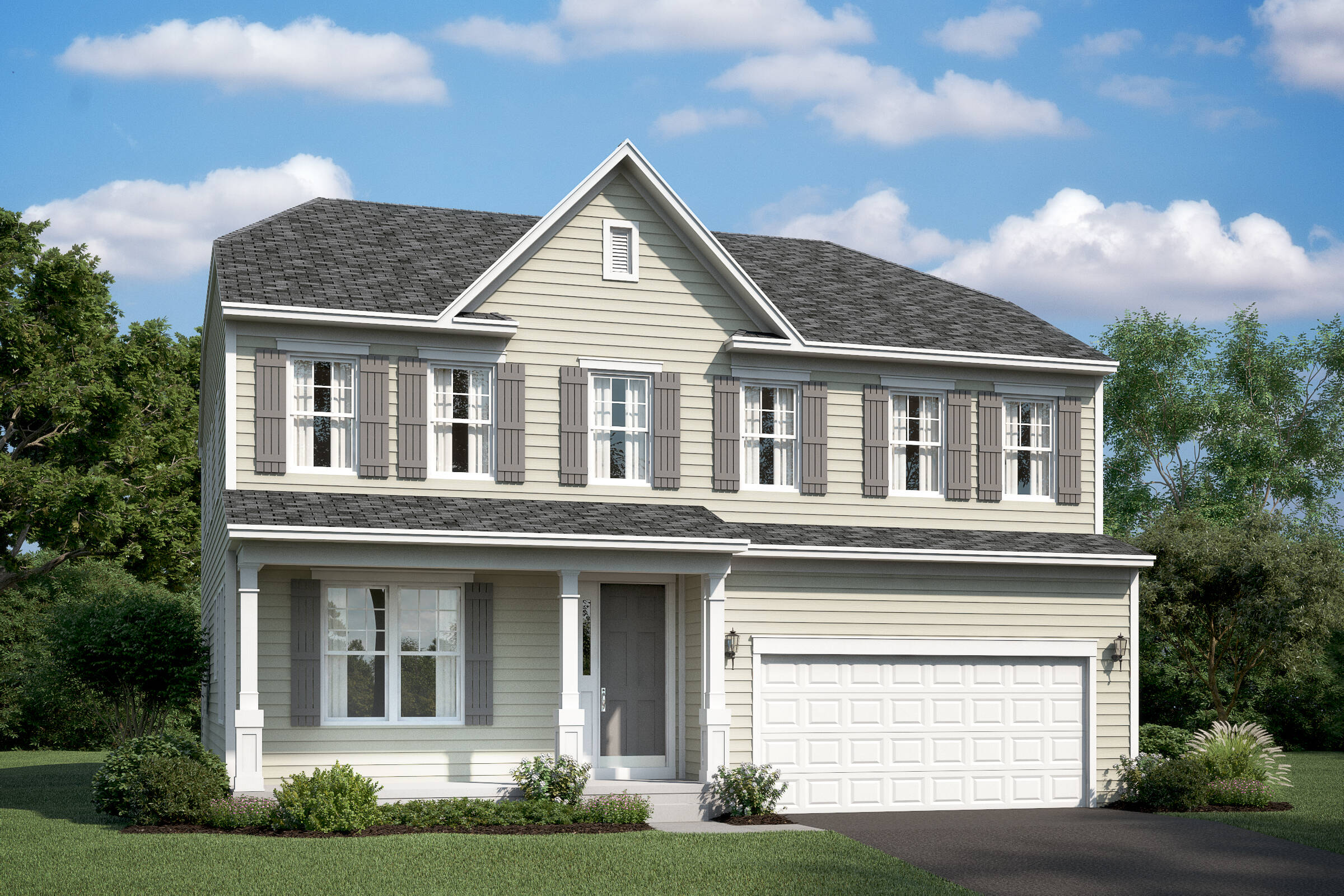 lexington ds new homes at at stone mill in maryland