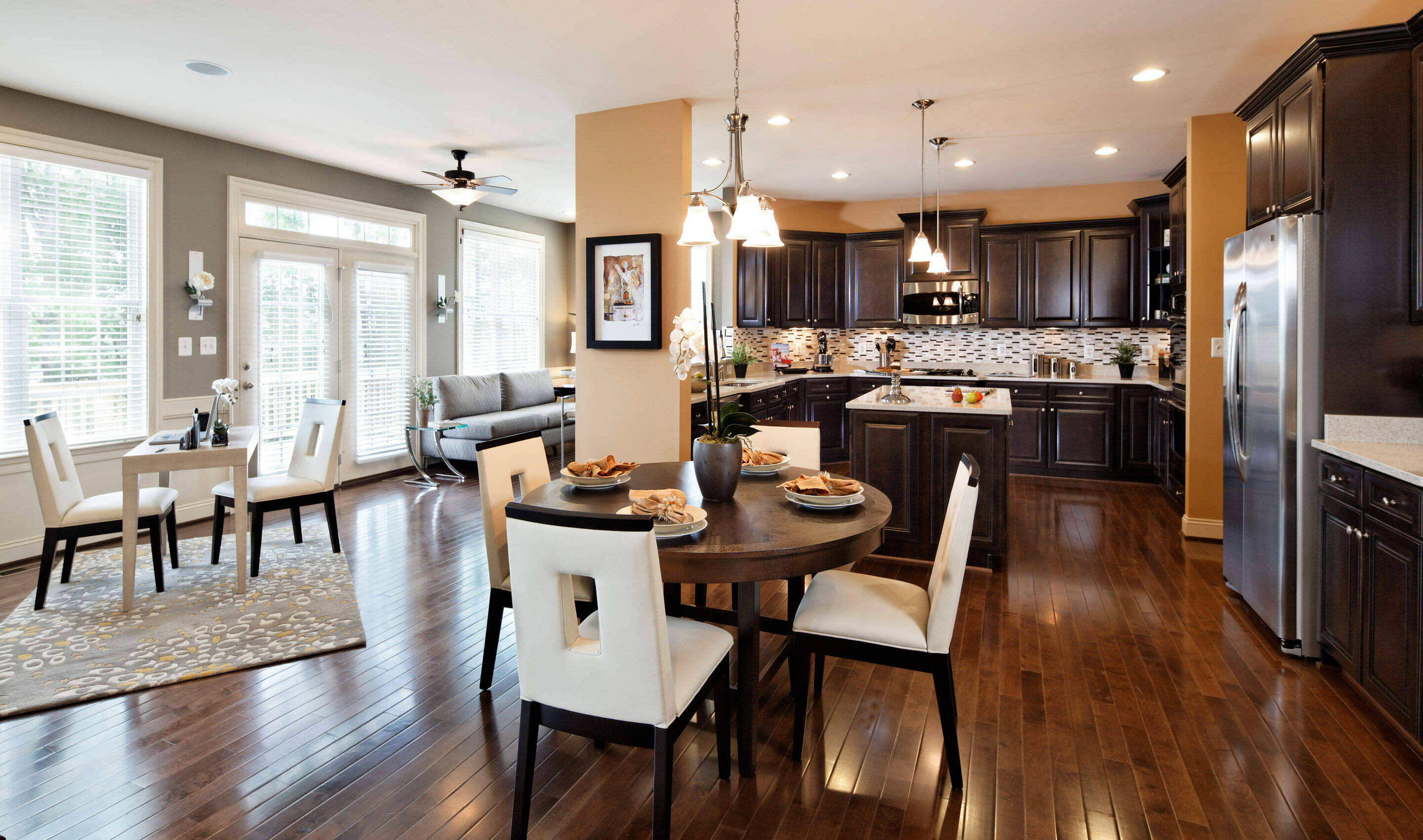 how to make kitchen island timber run new homes in reisterstown md 7282