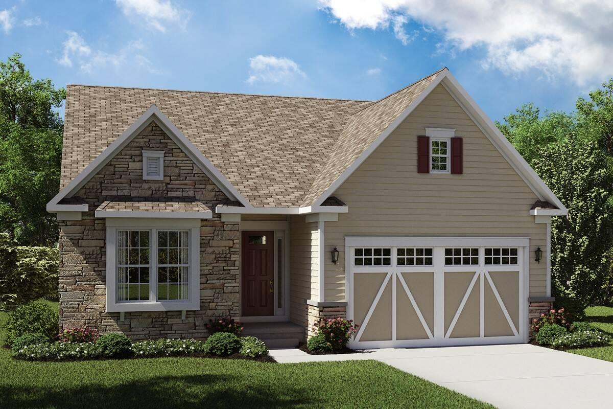 K Hovnanian S 174 Four Seasons At Monmouth Woods New Homes In Howell Nj