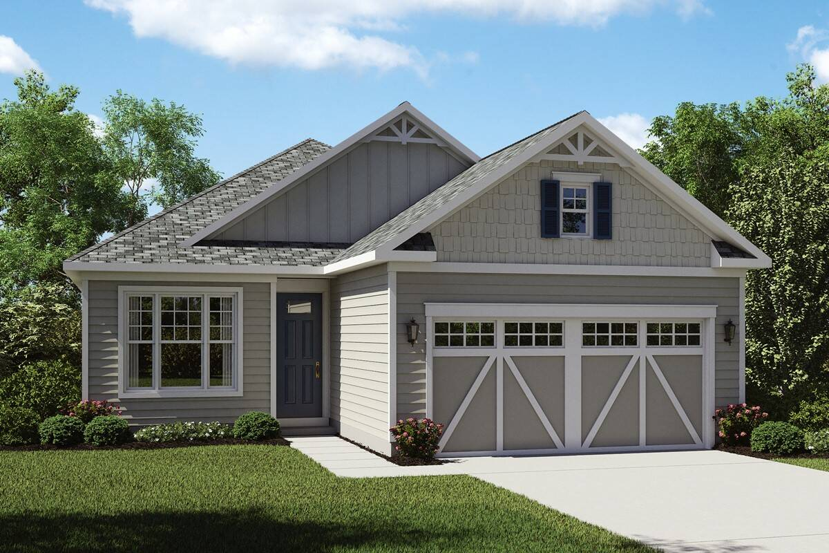 K. Hovnanian\'s® Four Seasons at Monmouth Woods - New Homes in Howell, NJ