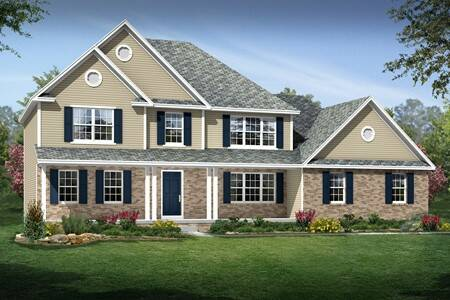 Home builders in newcomerstown ohio k hovnanian homes for K hovnanian home design gallery