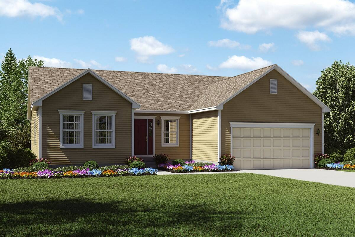 Build On Your Lot Home Designs Chandler