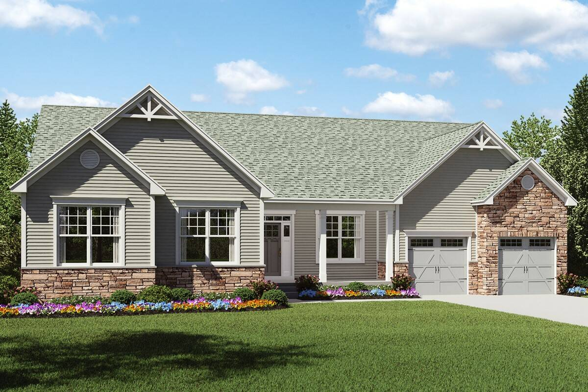 Build On Your Lot Home Designs Faulkner