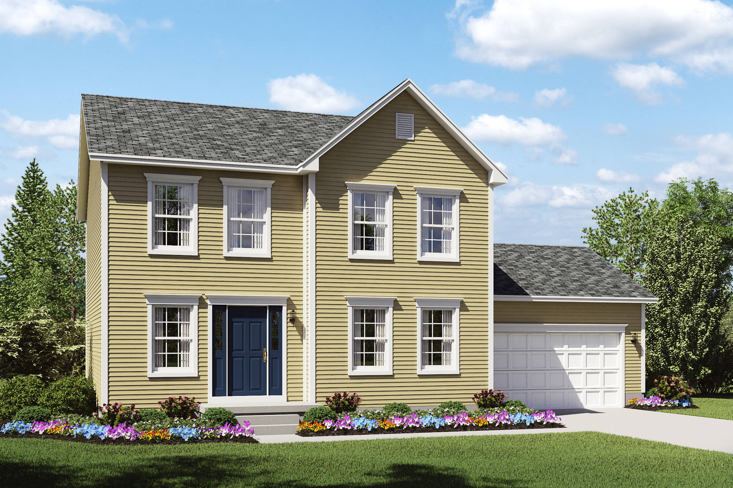 build on your lot home designs