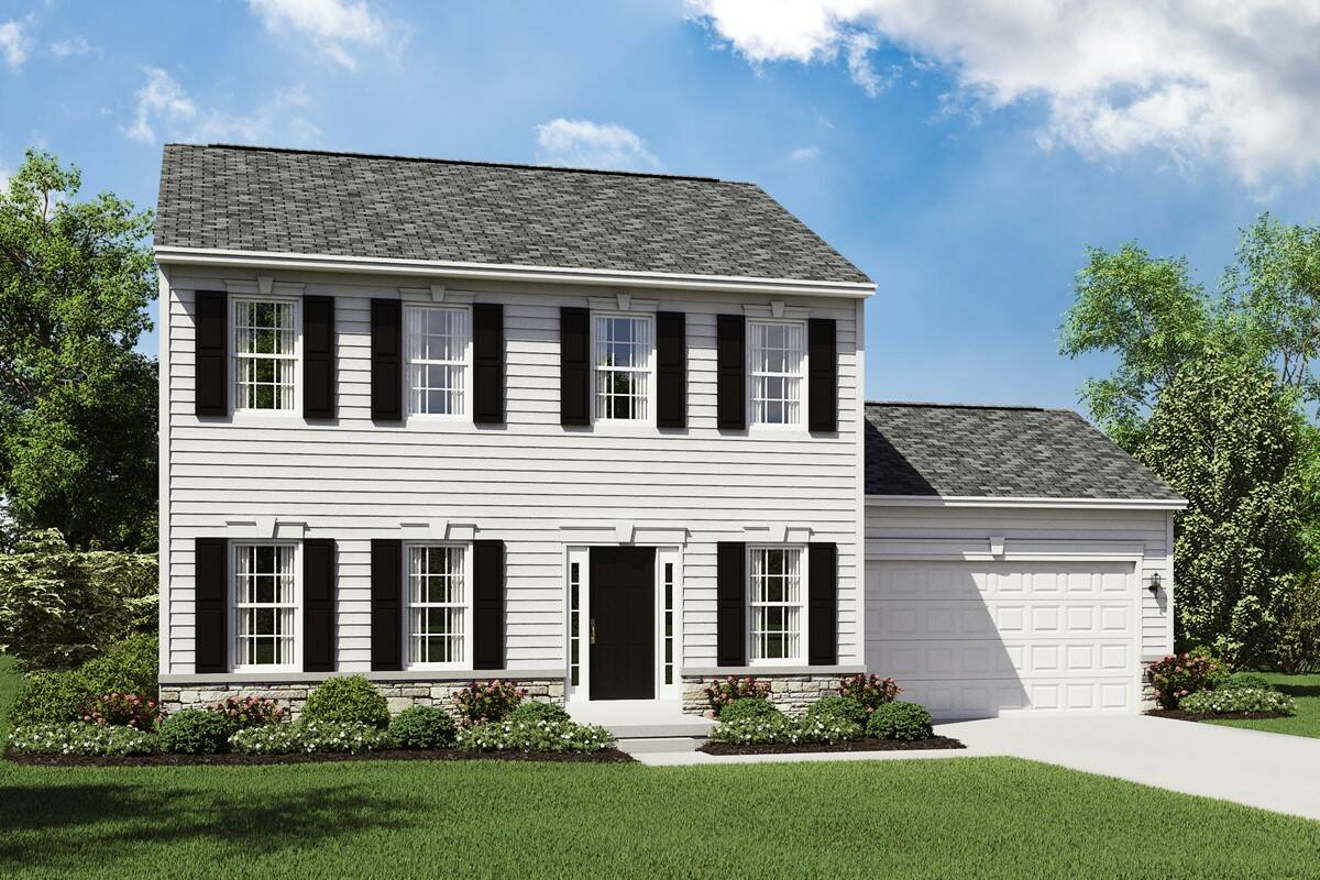 three bedroom home with open concept