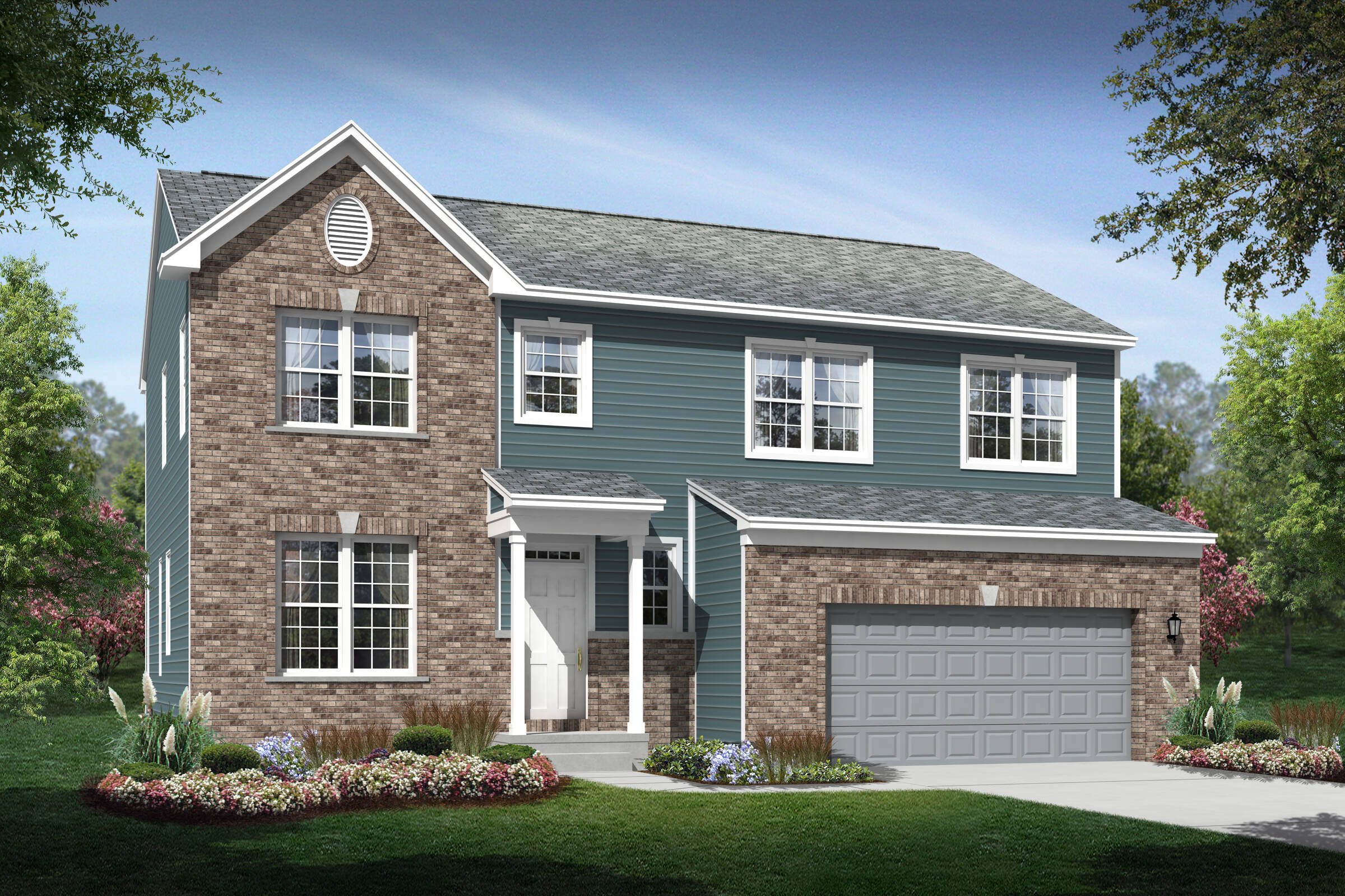 Anderson-BB new homes cleveland ohio