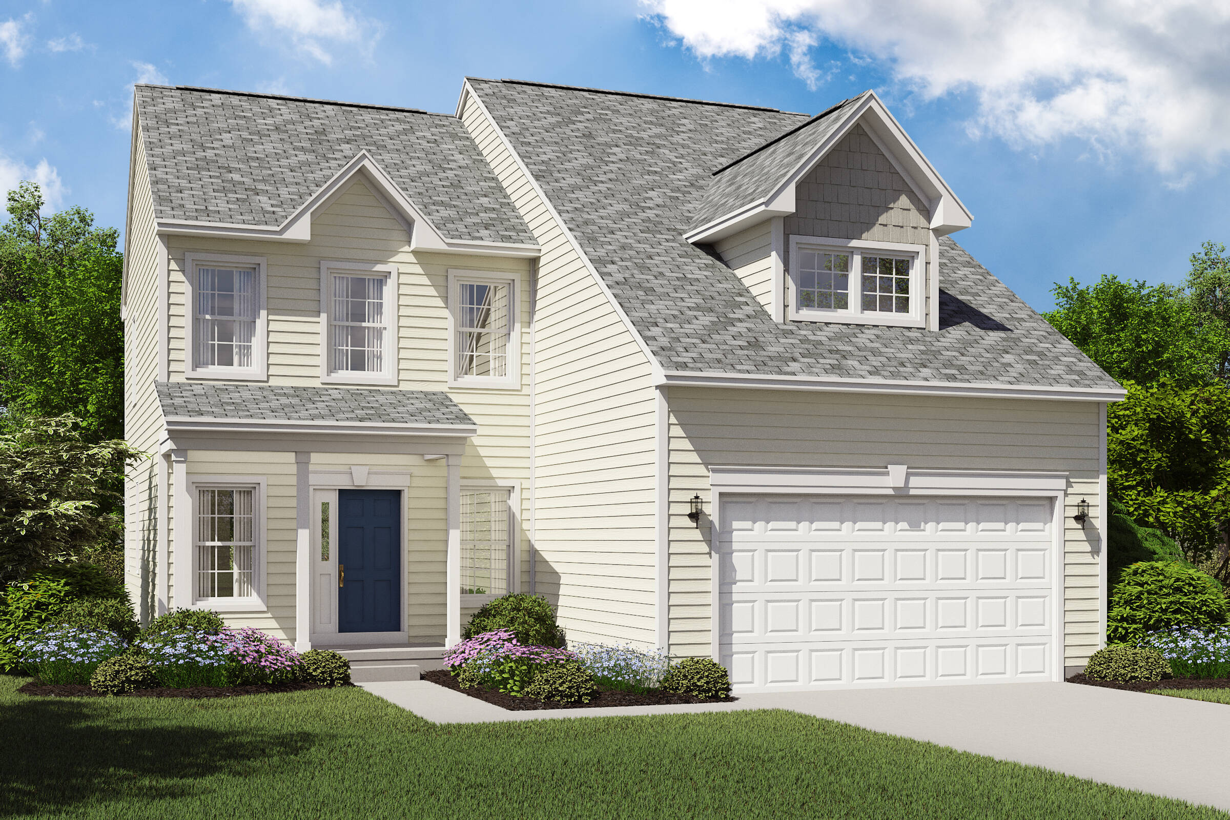 appleton bs two-story homes k hovnanian cleveland