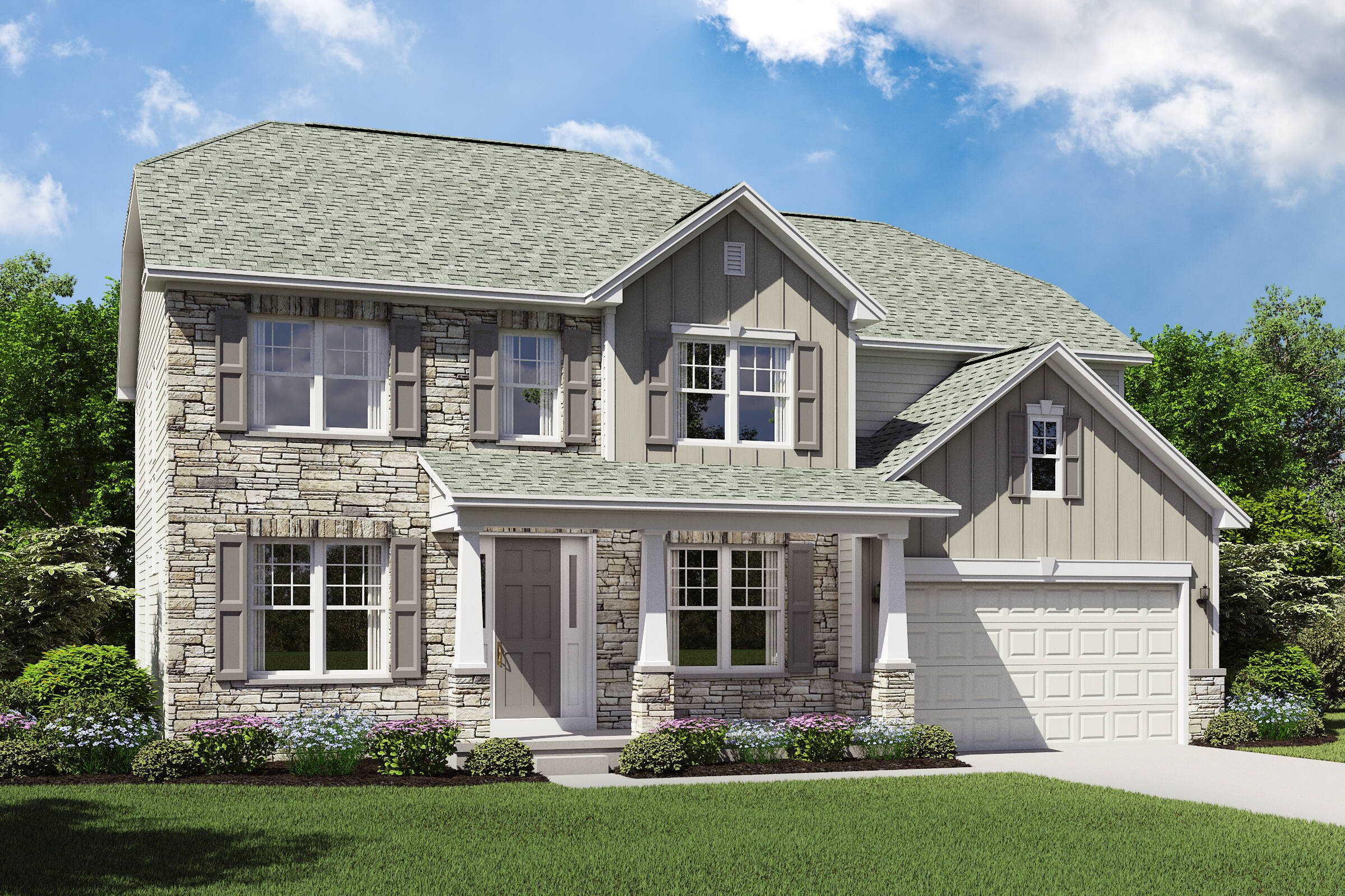 beaumont ET cleveland area new homes