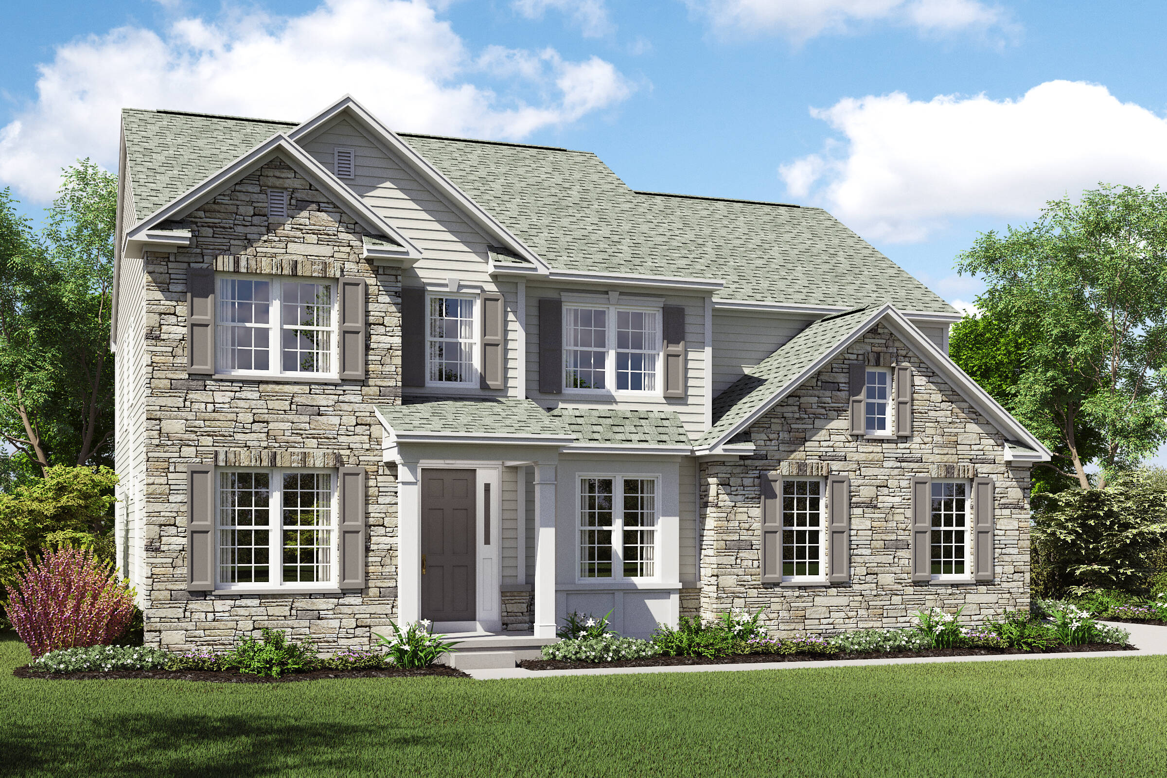 Beaumont G2T SL k hovnanian new homes cleveland
