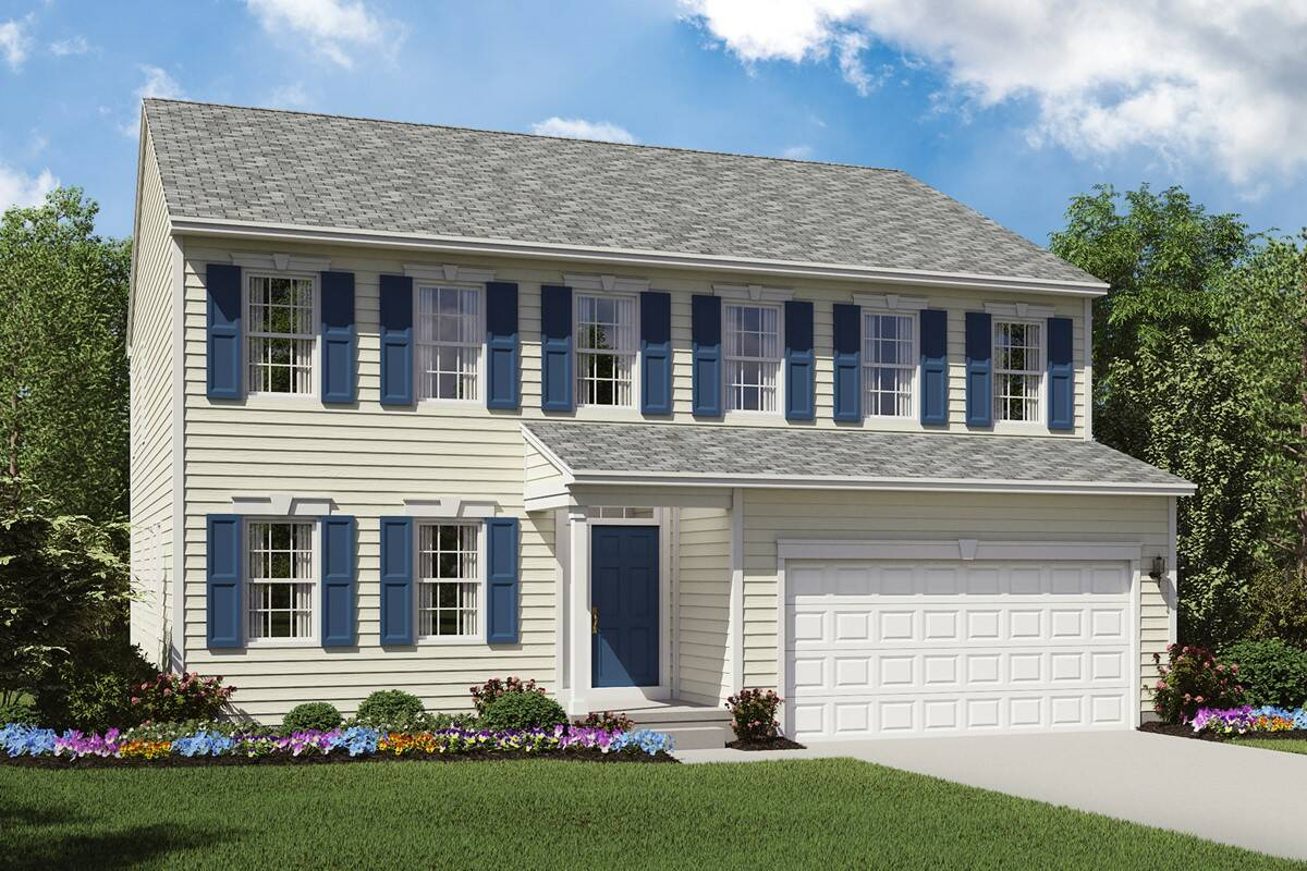 spacious new home brantwood cleveland ohio