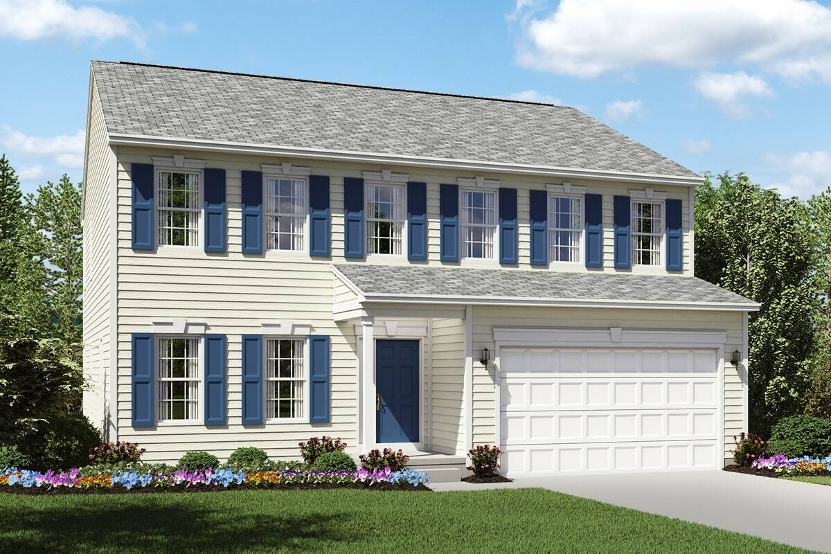 brantwood as colonial home design new construction cleveland