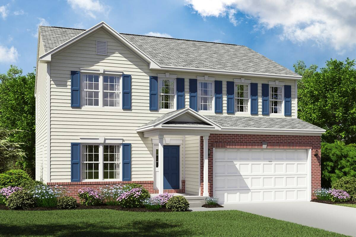 brantwood bb new homes greater cleveland ohio