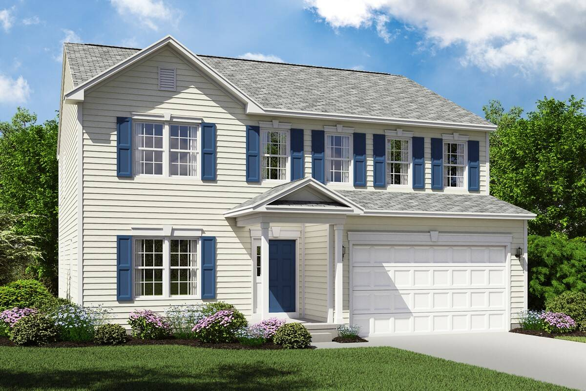 brantwood bs new construction cleveland homes k hovnanian