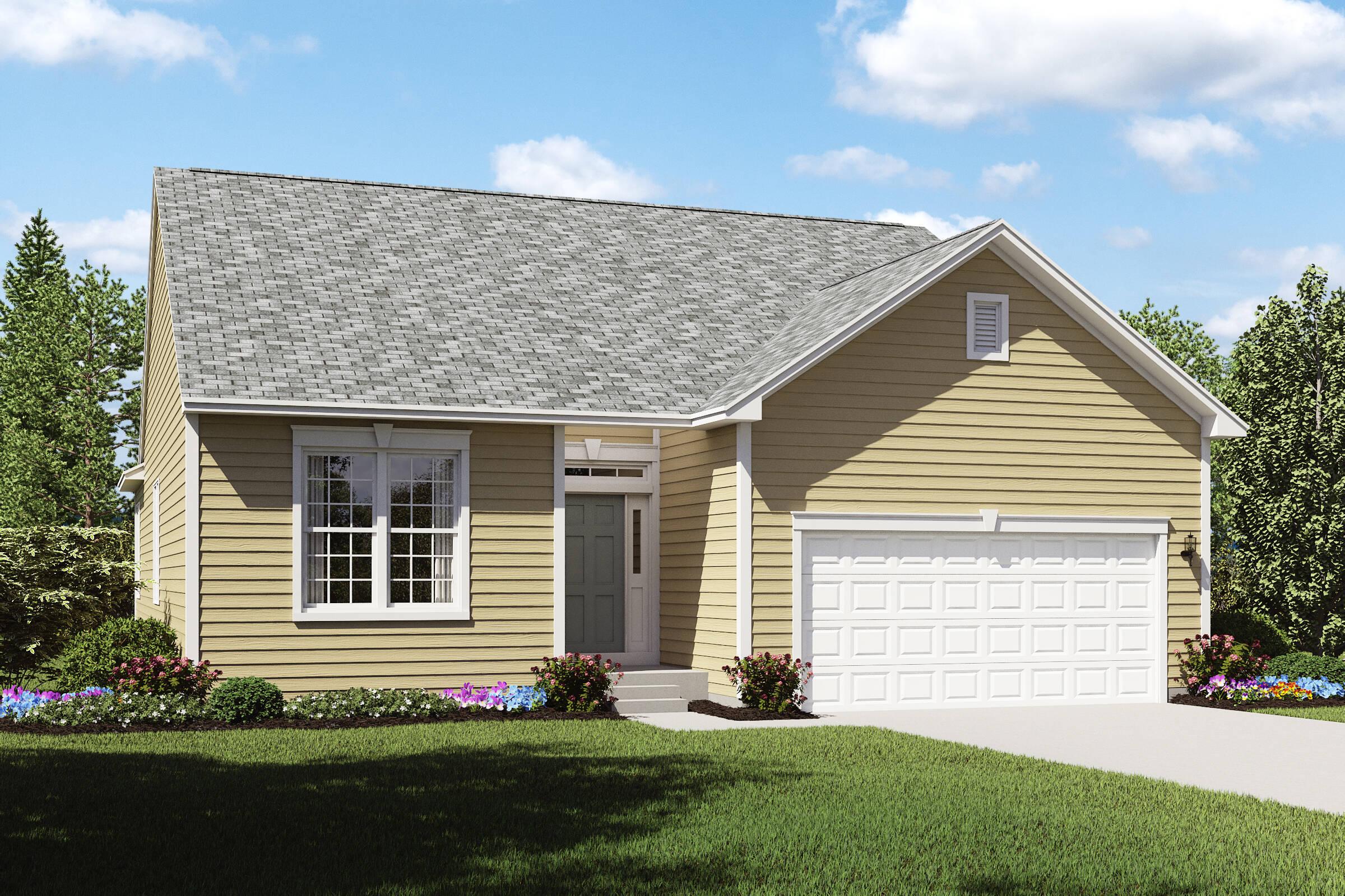 new home designs active lifestyle dorchester a lorain ohio