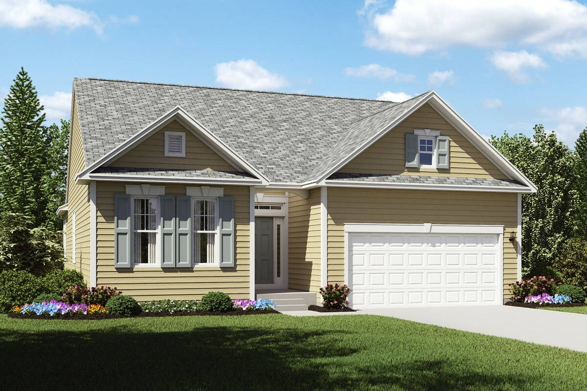 new ranch home active lifestyle morningside dorchester d lorain ohio