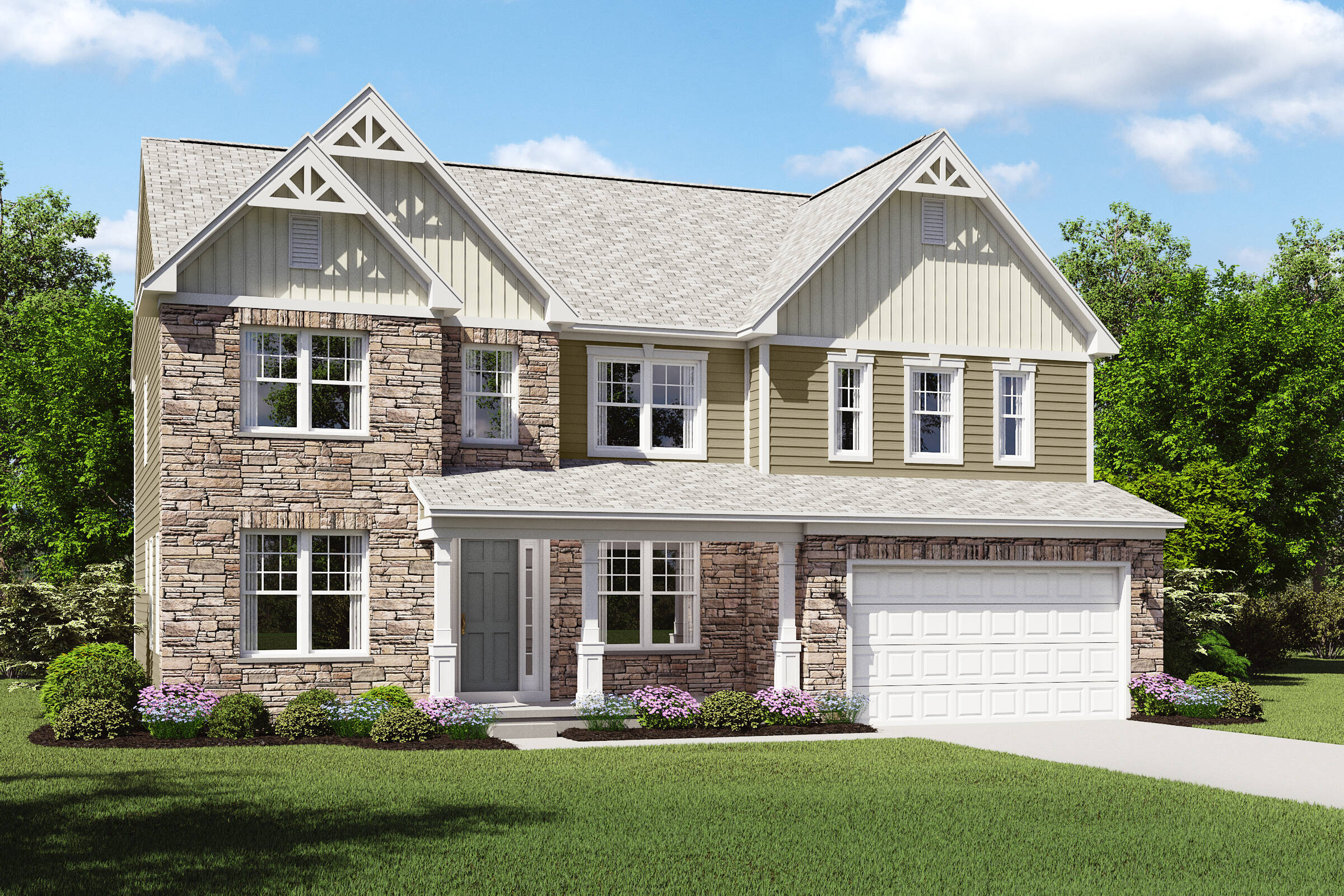 dover d2T cleveland new homes