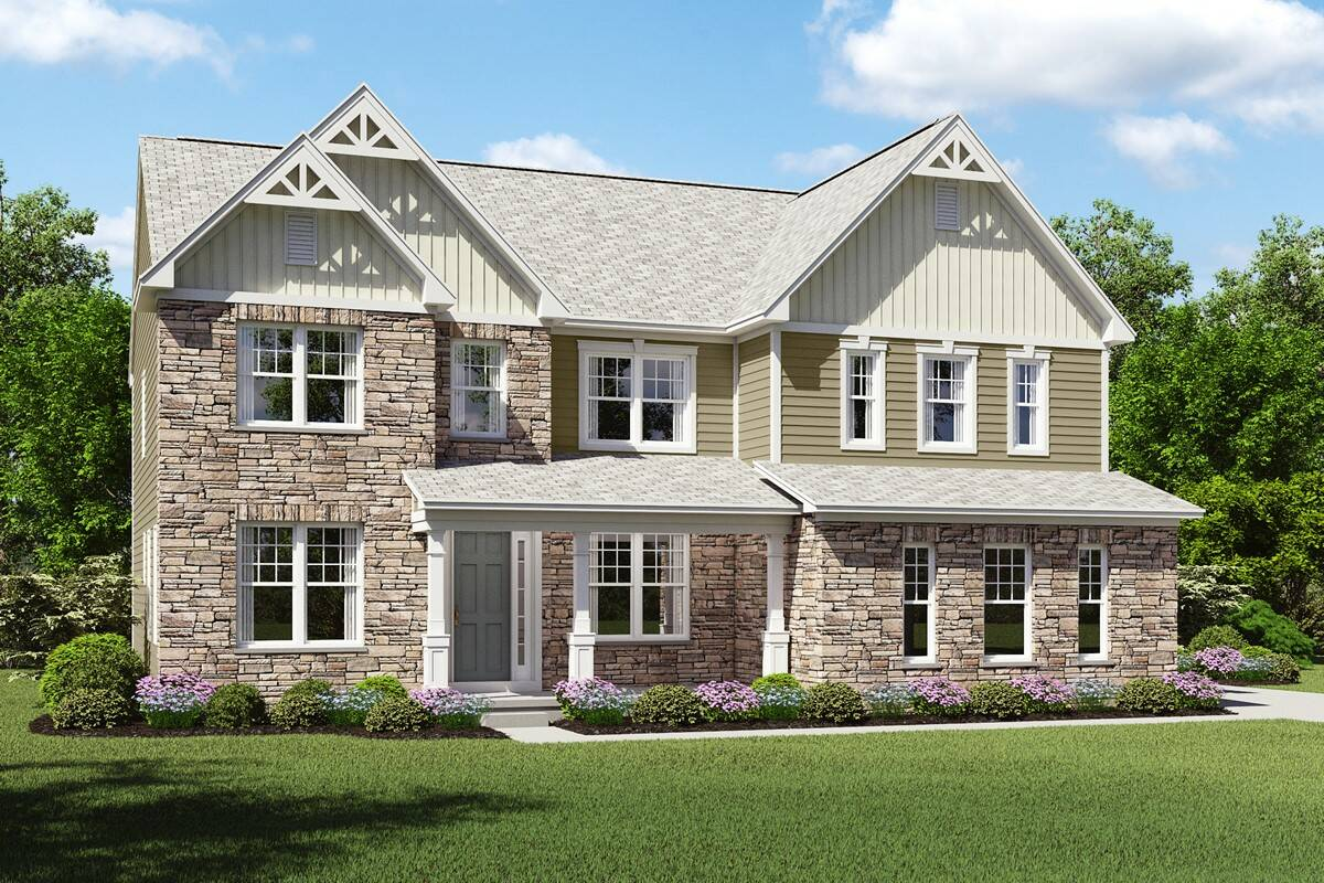 dover d2t SL new homes cleveland area