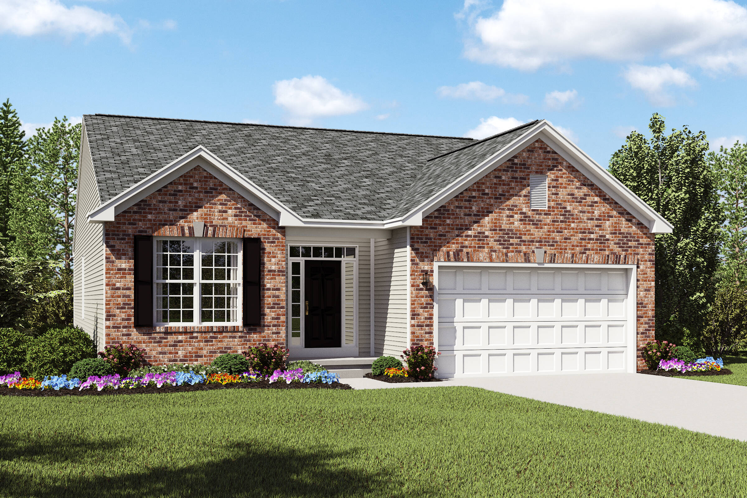 Easton II AB new cleveland area ranch home