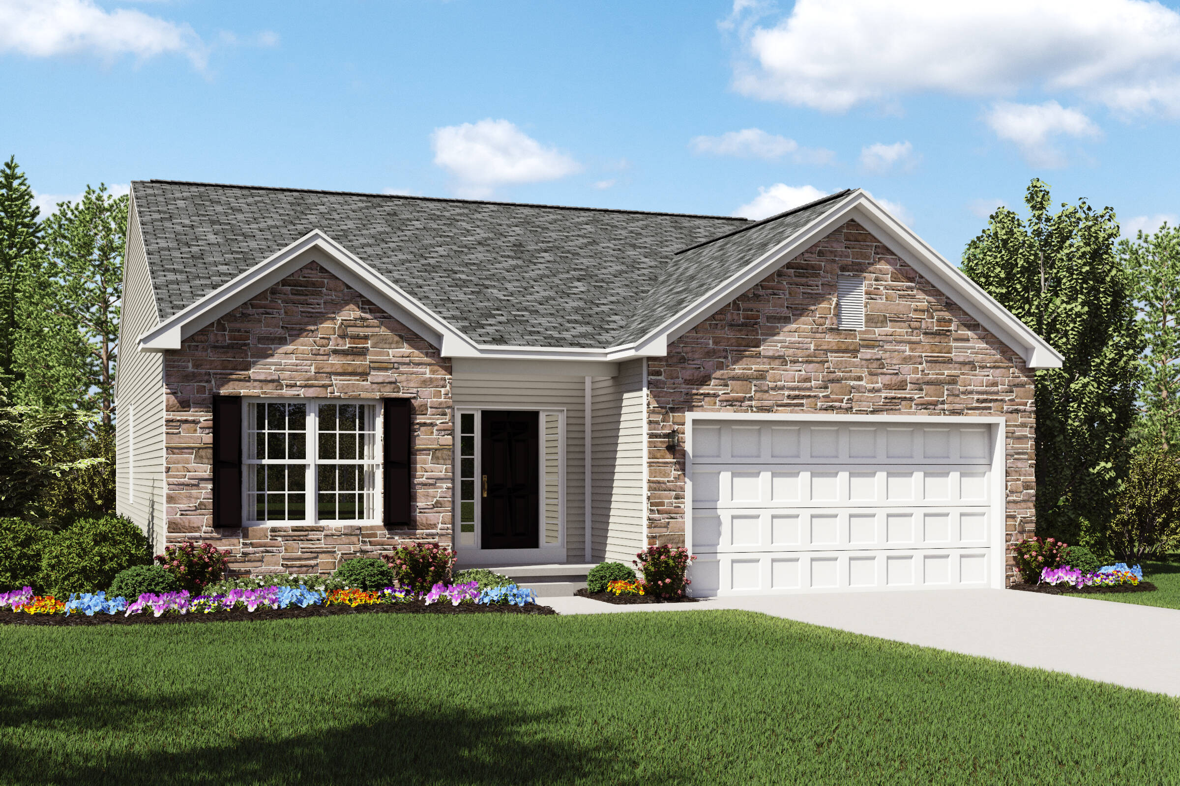 easton 2 at new ranch homes cleveland