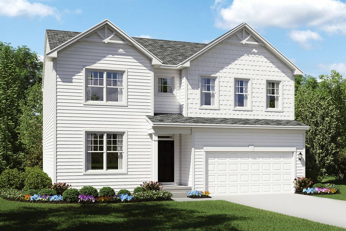 Meadow Lakes - New Homes in North Ridgeville, OH